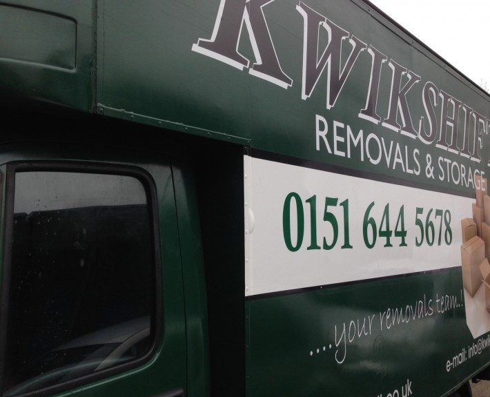 About Kwikshift Removals